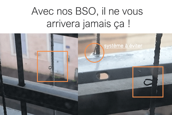 BSO cassée