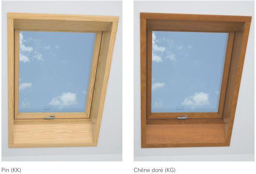 Habillage Intérieur En Pvc Pour Fenêtre De Toit Roto