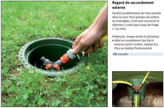 Pompe a eau jardin great lame dueau vicenza ubbink avec for Pompe externe bassin